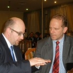 127 With my friend Dr. Dominik Doerr, 2011 RUS
