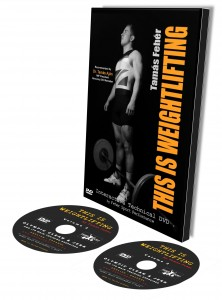 This Is Olympic Weightlifting DVD