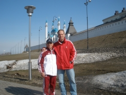 106 My friend Head coach Patrovics 2010 in RUS