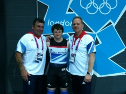087 London 2012 Jack Oliver & Dave Sawyer