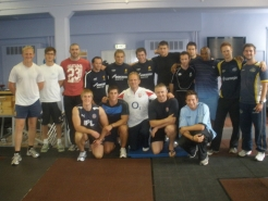 025 English Rugby Union S&C course 2009