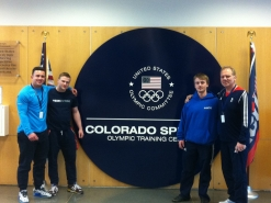 071 Team GB Camp, Colorado Springs, USA 2013