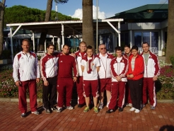 049 Junior Team HUN in Albania 2008