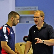 113 My friend Yousef Ziu 2010 Leeds GBR