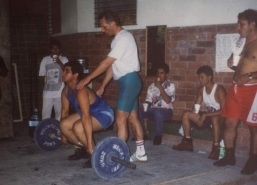 015 Honduras coaching 1989