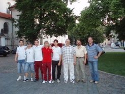 048 Junior Team HUN 2006 Prag, CZE