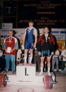 011 World Cup 1989 Szekszard, HUN