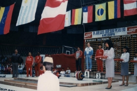 012 South American Games 1990 Arequipa, PER